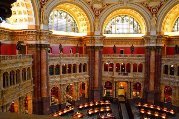 Вашингтон. Достопримечательности, фото и описание, маршрут по городу для туриста