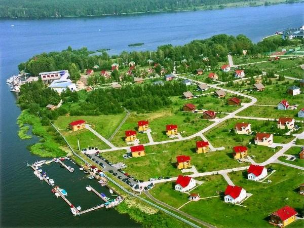 Национальный парк Завидово в России. Фото, карта, границы, природа, животные, растительный мир