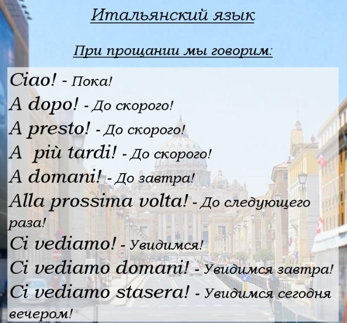 Как сказать «Здравствуйте» по-итальянски. Варианты приветствия, как произносится на русском, традиции