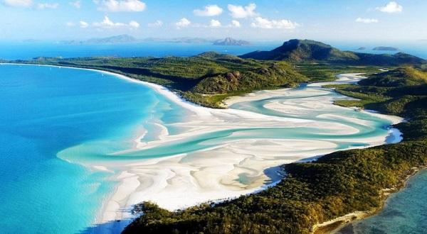 Самые красивые места на Земле. Природные явления, острова. Фото, названия, картинки