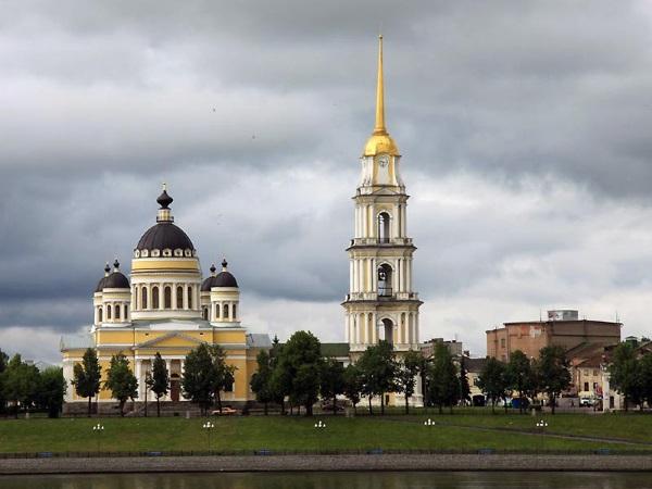 Рыбинск. Достопримечательности, что посмотреть за один день, фото с описанием на карте