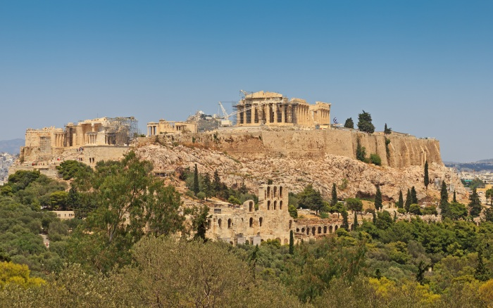 Афины. Достопримечательности, фото, окрестности, что посмотреть за один день зимой, летом