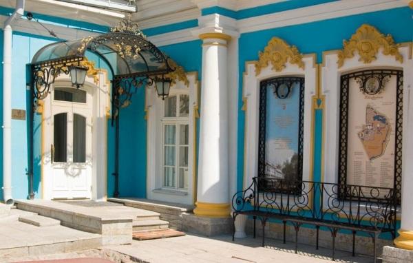 Александровский дворец в Царском селе. Фото, история, режим работы, экскурсии