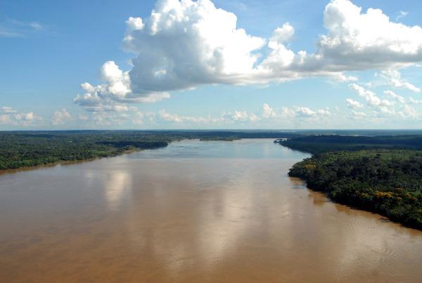 Река Амазонка. Фото, где находится на карте мира, площадь, характеристики, интересные факты