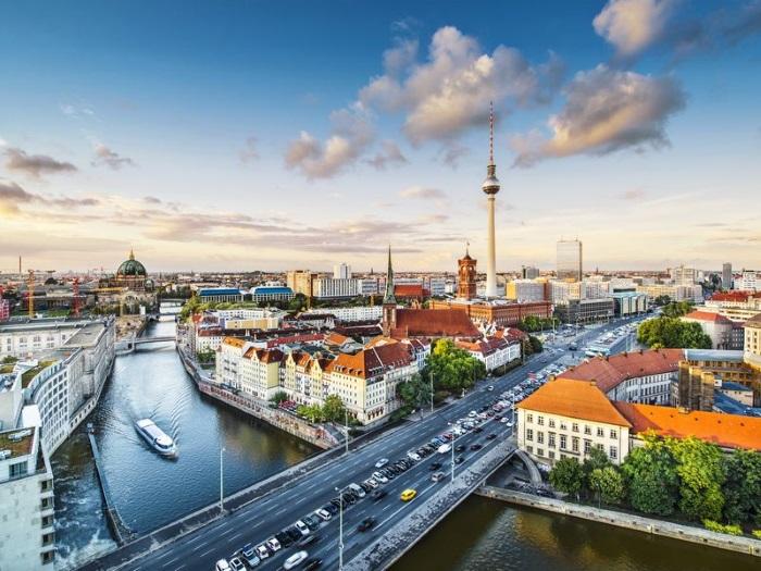 Берлин. Достопримечательности, фото с описанием, маршрут на карте за 1 день