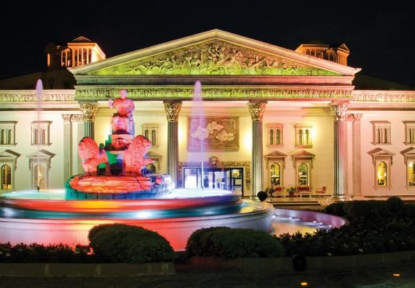 Cesars Temple De Luxe 5* (Цезарь Темпле Делюкс) Белек, Турция. Отзывы, фото отеля, цены
