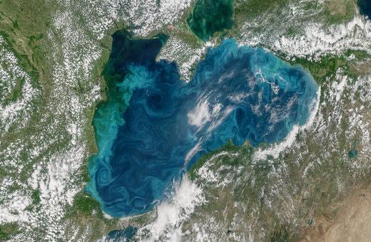 Белое море на карте России Где находится ресурсы площадь характеристики климат глубина Отдых
