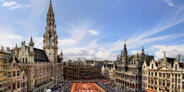 Что посмотреть в Брюсселе за один день
