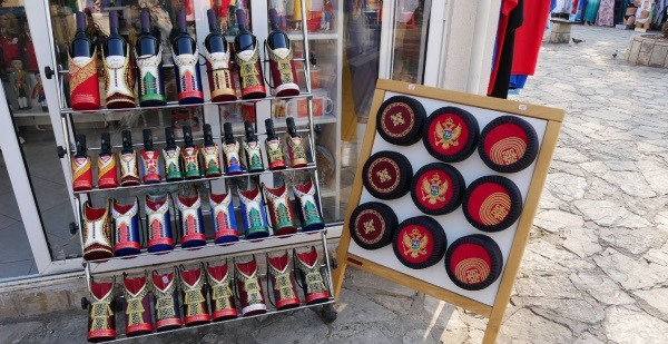 Что привезти из Черногории себе и близким в подарок
