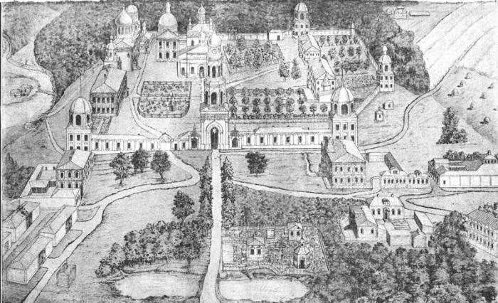Монастырь Давидова пустынь. Святыни, расписание богослужений, история, фото