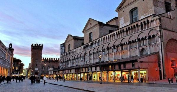 Феррара, Италия. Достопримечательности, фото, описание, карта, что посмотреть за 1 день, отдых. Отзывы туристов