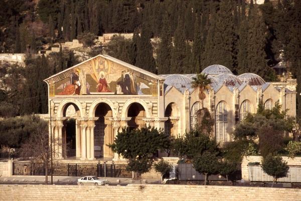 Гефсиманский сад в Иерусалиме. Фото, история, святые места, адрес, как добраться