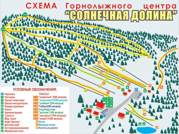 Горнолыжные курорты России. Список по регионам, рейтинг, цены и отзывы
