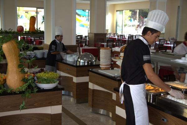 Grand Mir'amor 4* Кемер, Турция. Отзывы, фото отеля, цены