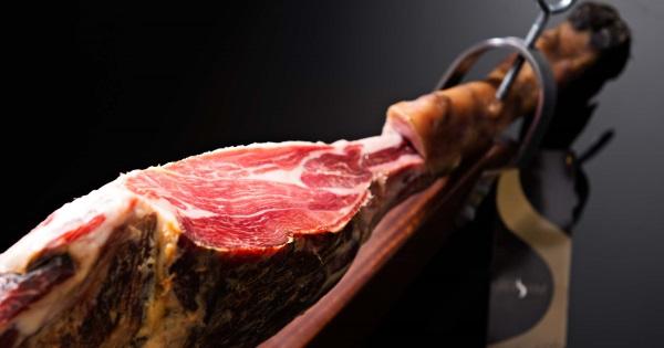 Как готовят хамон в испании