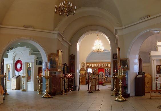 Храм Косьмы и Дамиана на Маросейке. История, расписание богослужений, адрес, как добраться