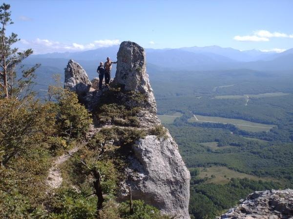 Термальные источники п. Каменномостский. Базы отдыха, цены и отзывы