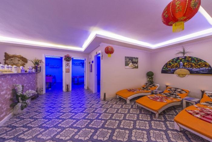 Kleopatra Atlas City 4* Алания, Турция. Отзывы, фото, видео отеля, цена