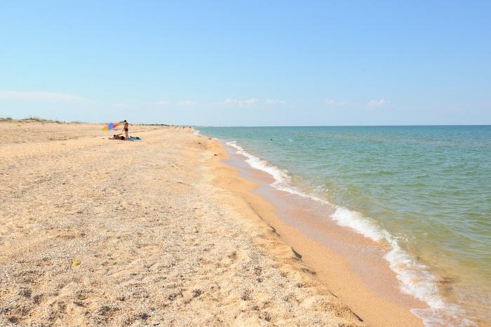 Лучшие места Крыма для отдыха с ребенком. Песчаные пляжи и чистое море