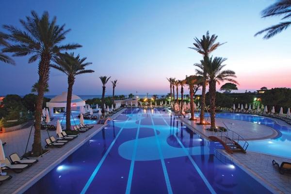 Отель Limak Atlantis Deluxe Hotel 5* Белек, Турция. Отзывы, фото, видео, цены