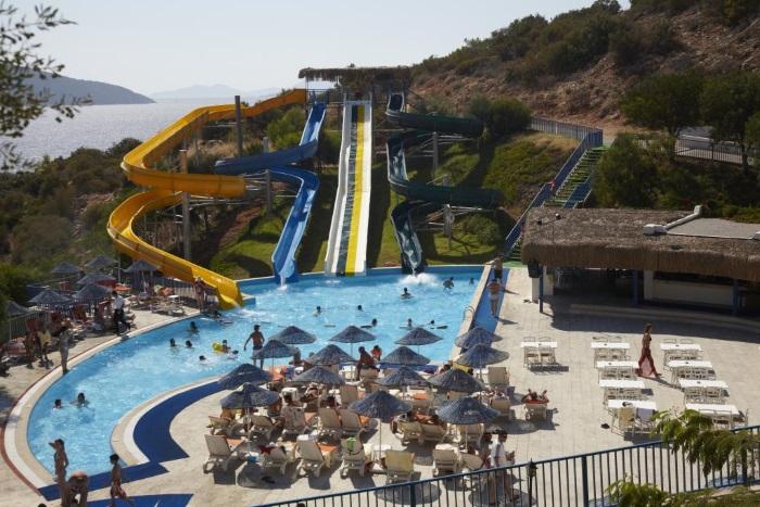 Malama Beach Holiday Village 4* Кипр, Протарас. Отзывы, фото отеля, цены