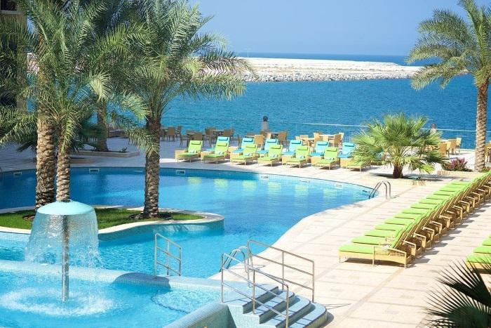 Marjan Island Resort & Spa 5* (Марджан Исланд Резорт и Спа) ОАЭ. Отзывы, цены