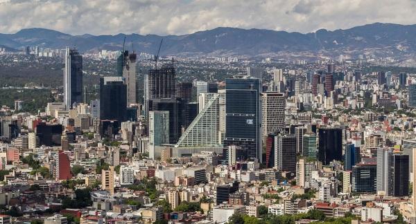 Мехико. Достопримечательности на карте города, фото, что посмотреть за день