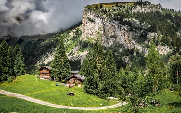 Национальные парки Франции. Список, названия, где на карте, фото