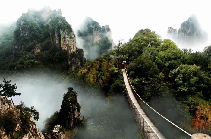 Национальные парки и заповедники Китая. Список лучших, названия и фото