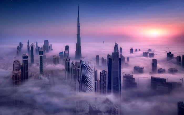 ОАЭ. Климат, сезон отдыха по месяцам, температура воды, погода, куда и когда ехать на отдых