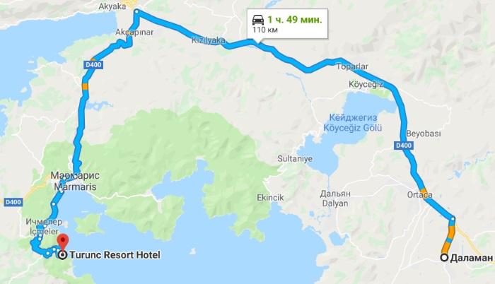 Отель Turunc Resort 5* (Турунч Резорт) Мармарис, Турция. Отзывы, цены