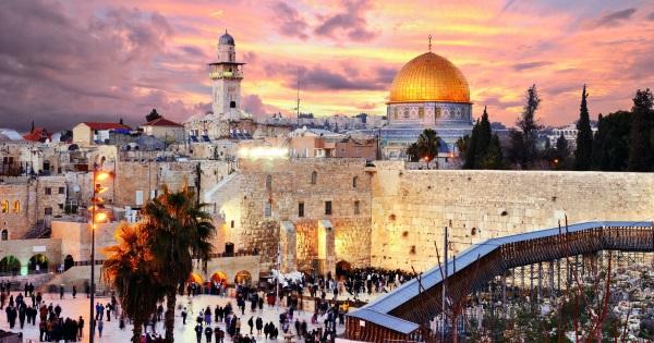 Паломническая поездка в Иерусалим на 3 дня