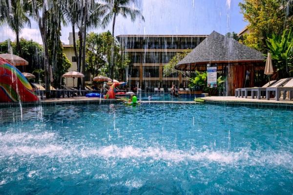 Peach Hill Hotel Resort 4* Пхукет/Ката-Бич, Таиланд. Отзывы, фото отеля, видео, цены