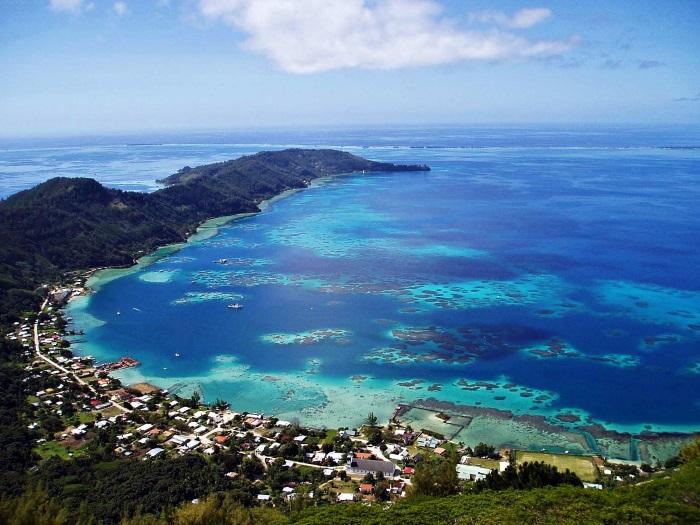 Остров Питкэрн в Тихом океане. Столица, население, как добраться, переехать жить