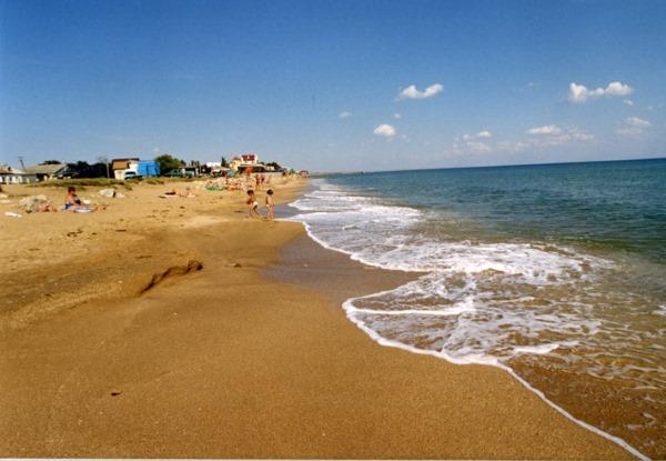 Пляжи Крыма. Генеральские, песчаные, нудистские, дикие, царский пляж, золотой. Рейтинг, описание