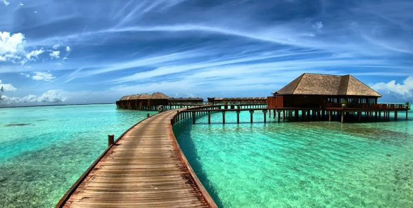 Погода на Мальдивах по месяцам, температура воды и воздуха по курортам, сезон дождей, прогноз 2019. Когда лучше ехать отдыхать