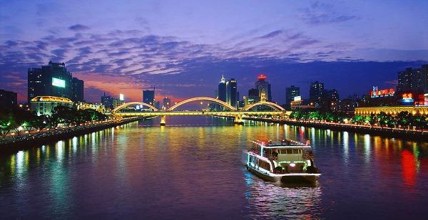 Что посмотреть в Гуанчжоу вечером, при пересадке. Достопримечательности, интересные места, фото