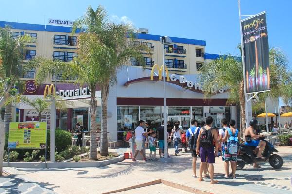 Протарас Кипр. Достопримечательности, маршрут самостоятельно, фото и описание