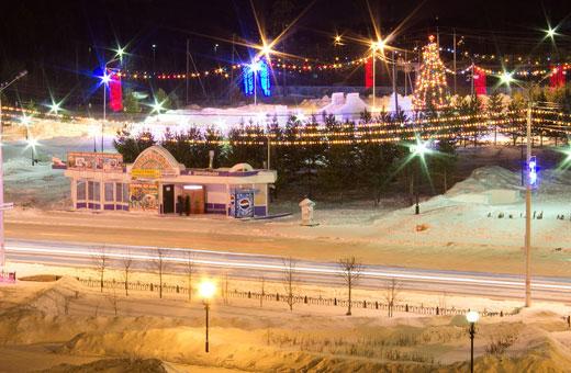 Пыть-Ях. Город на карте России, фото и описание, история, достопримечательности