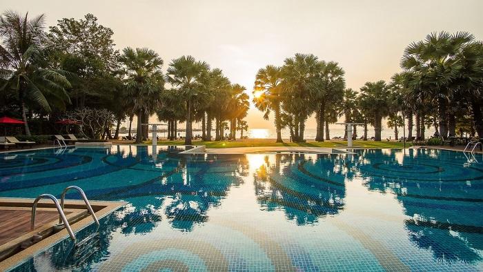 Ravindra Beach Resort & Spa 4*, Паттайя, Таиланд. Отзывы 2020, фото отеля, цены