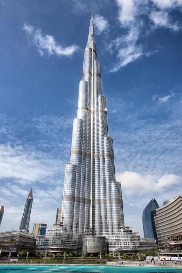 самый большой небоскреб в мире фото один способов отличить