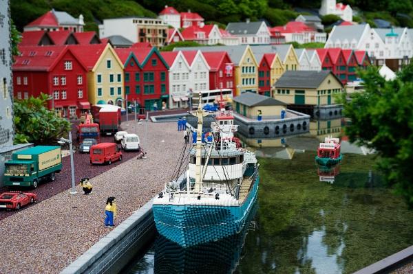 Топ-10 самых интересные мест в мире для путешествий, посещения с детьми. Фото