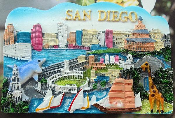 Сан-Диего Калифорния. Достопримечательности на карте фото с описанием, что посмотреть