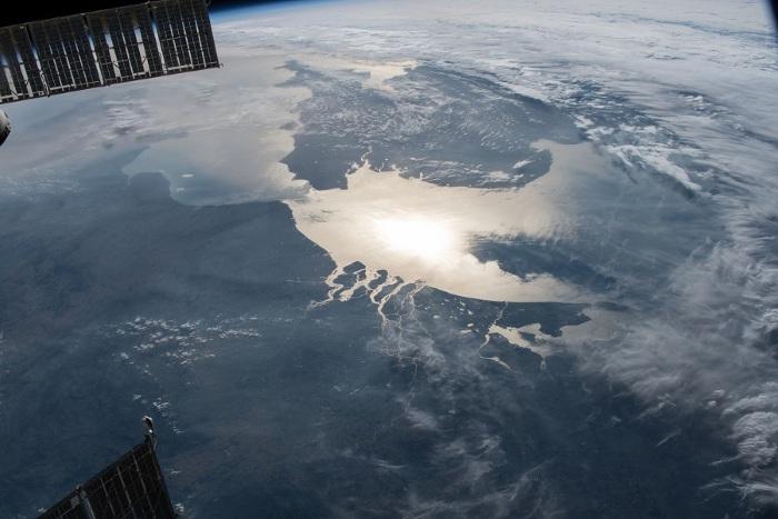 Северное море. Где находится на карте мира, страны, порты, характеристики