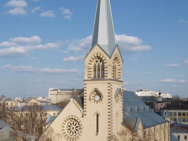 Собор Святого Петра и Павла в Москве. История, фото, концерты, как добраться