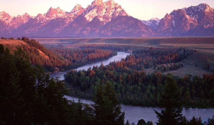 Топ-10 лучших национальных парков США. Фото, где находятся на карте, описание