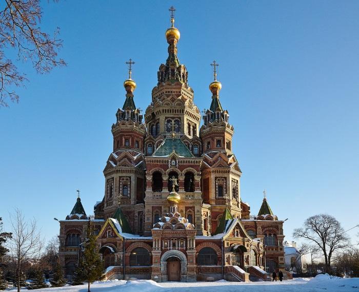 Священные сооружения христианства. Названия, фото, где находятся
