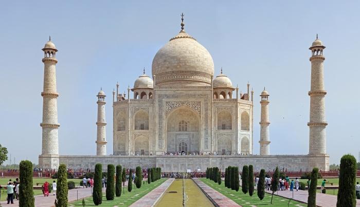 Тадж Махал. История создания, где находится в Индии, фото внутри, архитектура мечети