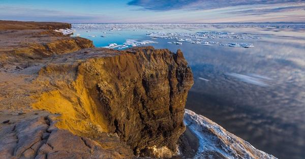 Полуостров Таймыр. Где находится на карте мира, России, фото, характеристики, чем уникален