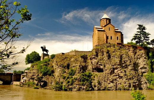 Тбилиси. Что посмотреть самостоятельно. Достопримечательности на карте, фото и описание